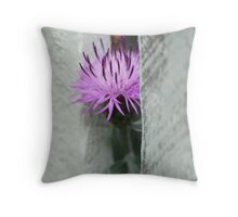 Through the Picket Fence, HUNTER VALLEY Throw Pillow