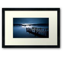 Coles Bay Sunrise Framed Print