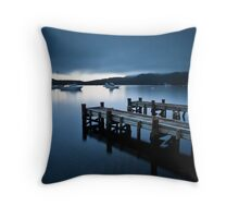 Coles Bay Sunrise Throw Pillow