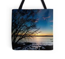 Coles Bay Sunset Tote Bag