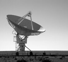 Very Large Array Antenna by Eric  Neitzel