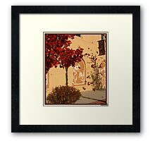 Lifted Framed Print