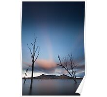 Lake Moogerah Twilight Poster