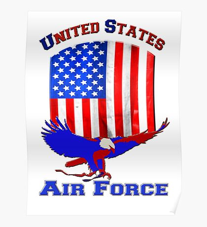 United States Air Force Poster