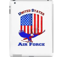United States Air Force iPad Case/Skin