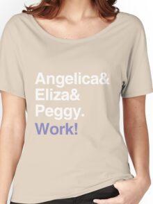 Work! Women's Relaxed Fit T-Shirt