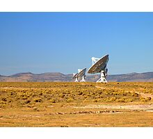 VLA - Very Large Array  Photographic Print