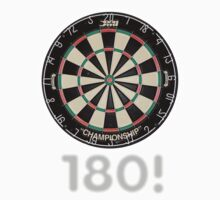 Dartboard 180! by StuFranks