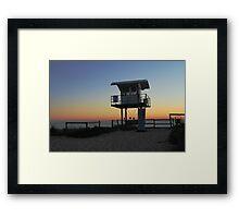Blacksmiths Beach Framed Print