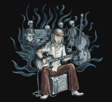 Band of Skeletons by Julius Bernotas