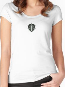MW3 Playlist Women's Fitted Scoop T-Shirt