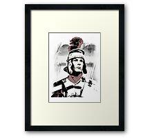 Legionaire of the Eagle Framed Print