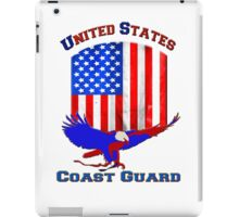 United States Coast Guard iPad Case/Skin