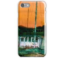 The Old Boat iPhone Case/Skin