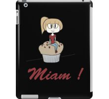 Miam! iPad Case/Skin