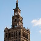 Palace of Culture and Science. by FER737NG