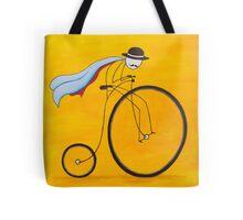 Bicycle Thief Tote Bag