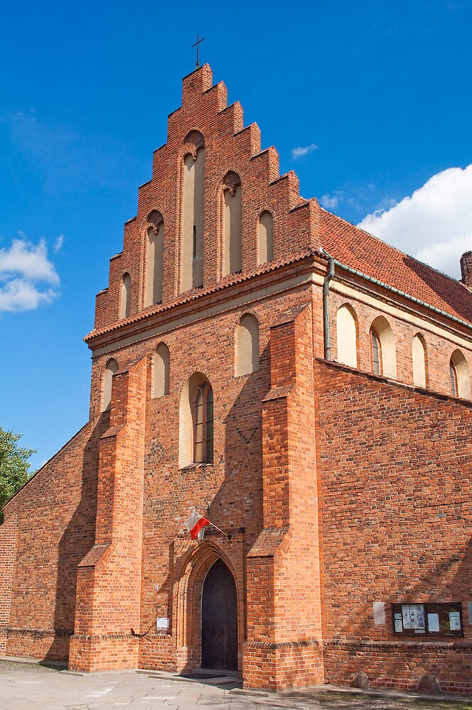 St. Mary's Church, Warsaw. by FER737NG