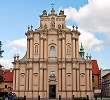 St. Joseph The Guardian Church. by FER737NG