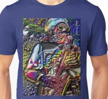 SAX ON THE BARBY Unisex T-Shirt