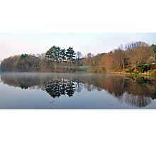 River Bend Pond  Photographic Print