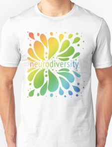 Neurodiversity Splash T-Shirt