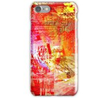 the city 22 iPhone Case/Skin