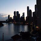 Brisbane iPhone case by PhotosByG