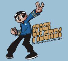 Spock Pilgrim by Psykedelictaste