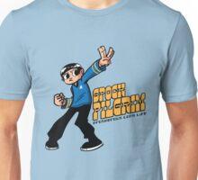 Spock Pilgrim Unisex T-Shirt