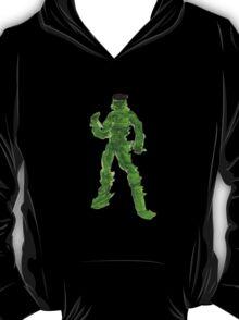 The Green Superhero T-Shirt