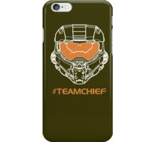 TEAM CHIEF iPhone Case/Skin