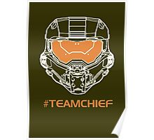 TEAM CHIEF Poster