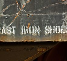 Cast Iron Shoes by RBrimer