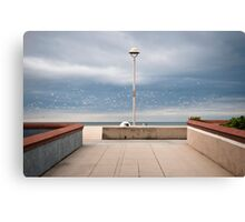 Ninth Canvas Print