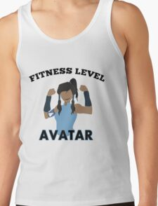 Fitness Level: Avatar T-Shirt