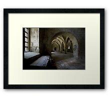 Fontenay Abbey Framed Print