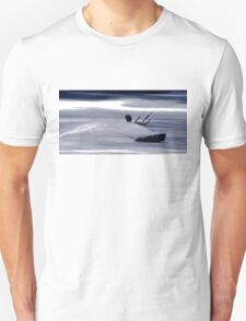 Kitesurfing - Riding the Waves in a Blur of Speed T-Shirt