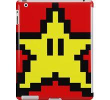 8 bit- Gamer STAR iPad Case/Skin