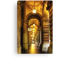 Lights of the GPO Canvas Print