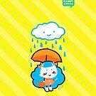 rainy day by Rose Besch