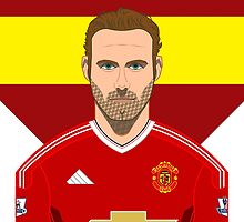 Juan Mata  by Astvdillo