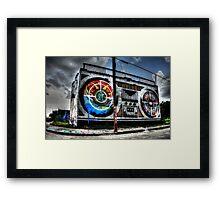 Miami 305 Framed Print