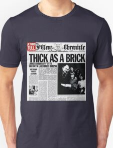 Thick As A Brick T-Shirt