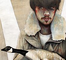 Going West by Michael  Shapcott