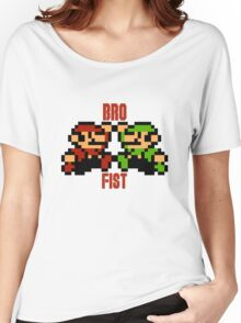 Bro Fist Women's Relaxed Fit T-Shirt