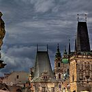 view of Prague by enrico01