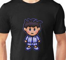 Ness in Pajamas Unisex T-Shirt