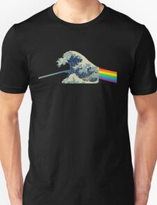 Funny Surf Wave. Cool Music parody T-Shirt