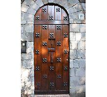 Door Number Nineteen Photographic Print